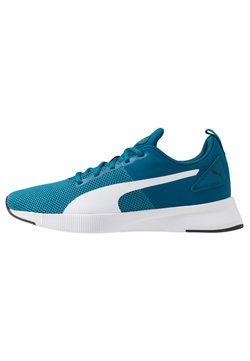 Puma - FLYER RUNNER - Zapatillas de entrenamiento - blue/white