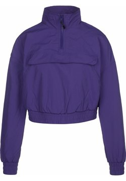 Urban Classics - Windbreaker - bluepurple