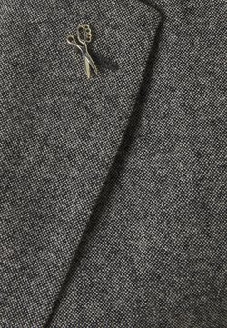 Shelby & Sons - UPTOWN SUIT PLUS - Anzug - mid grey