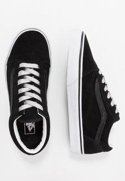 Vans - OLD SKOOL - Zapatillas - glitter/black/true white