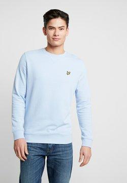 Lyle & Scott - CREW NECK - Sweater - pool blue