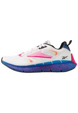 Reebok Classic - ZIG KINETICA HORIZON - Sneaker low - white/vector blue/proud pink