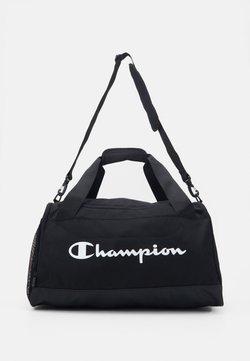 Champion - LEGACY SMALL DUFFEL - Sporttasche - black