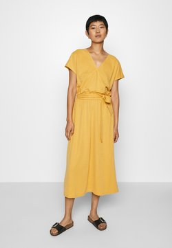 s.Oliver - Day dress - goldgelb
