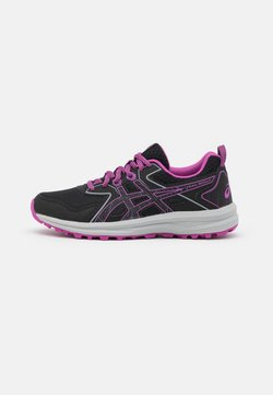 ASICS - SCOUT - Zapatillas de trail running - black/digital grape