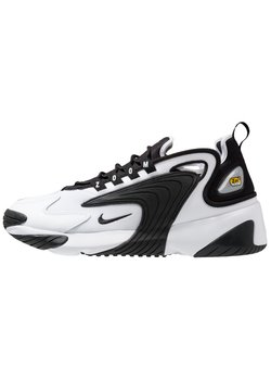 Nike Sportswear - ZOOM  - Sneaker low - white/black