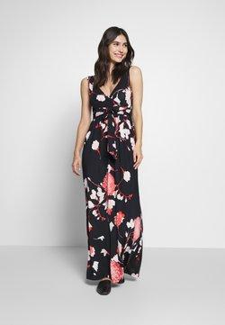 Anna Field - Vestido largo - black/pink