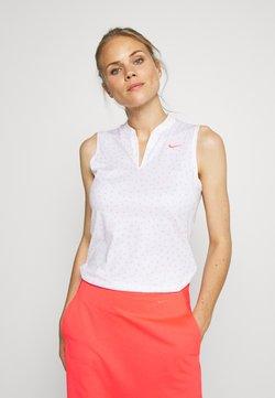 Nike Golf - DRY VICTORY - Funktionsshirt - laser crimson