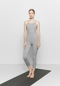 Free People - SIDE TO SIDE PERFORMANCE - Mono deportivo - grey combo