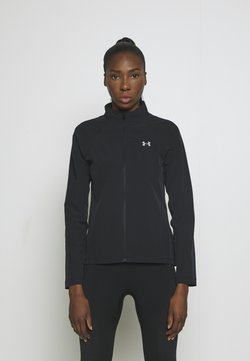 Under Armour - LAUNCH 3.0 STORM JACKET - Chaqueta de deporte - black