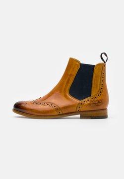Melvin & Hamilton - SELINA  - Ankle Boot - yellow/navy