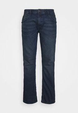 Blend - TWISTER FIT - Jean droit - denim black blue