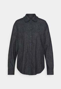 kate spade new york - RUFFLE - Koszula - indigo