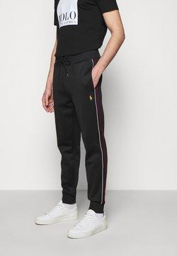 Polo Ralph Lauren - LUX TRACK - Jogginghose - black