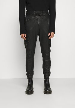 Be Edgy - BEDAIN - Cargo trousers - black