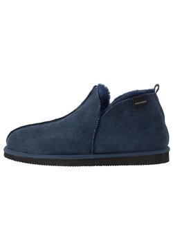 Shepherd - ANTON - Chaussons - dark navy