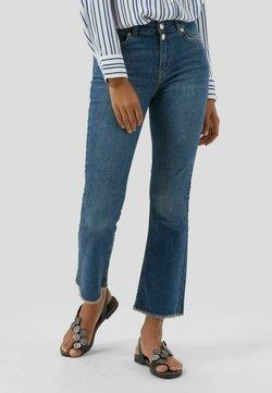 Conbipel - Jeans a zampa - blu