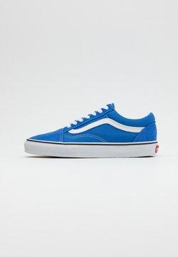 Vans - OLD SKOOL - Sneakers basse - nebulas blue/true white