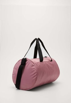 Puma - BARREL BAG - Sac de sport - foxglove/black