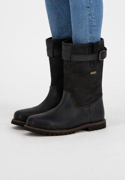 Travelin - NORTH CAPE - Snowboot/Winterstiefel - black