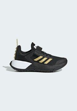 adidas Performance - X LEGO® SPORT  - Sneakersy niskie - black