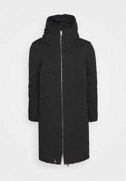 JUST FEMALE - STEAL COAT - Wintermantel - black