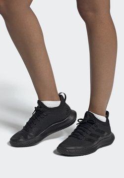 adidas Performance - DEFIANT GENERATION MULTICOURT TENNIS SHOES - Scarpe da tennis per tutte le superfici - black
