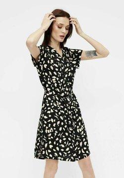 Object - BIRDY DRESS - Vestido camisero - black