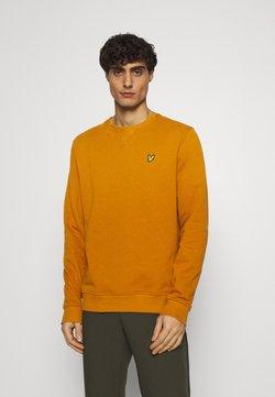 Lyle & Scott - CREW NECK - Sweater - caramel