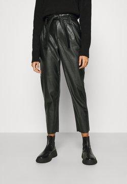 ONLY - ONLVIBE DION PANT - Pantalon classique - black