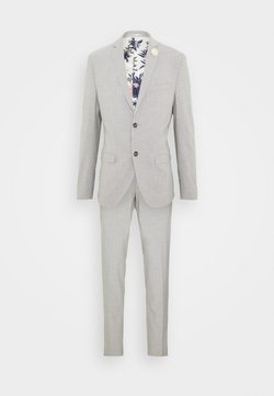 Isaac Dewhirst - PLAIN LIGHT SUIT - Costume - grey