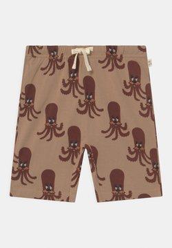 Mainio - OCTOPUS UNISEX - Shorts - camel