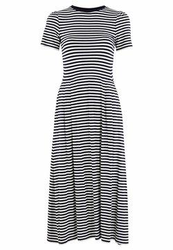 Boden - LUCINDA - Jerseykleid - naturweiß/navy
