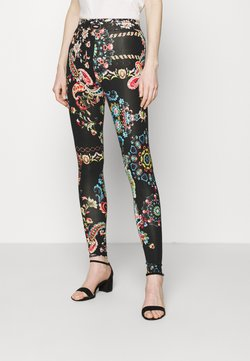 Desigual - Leggings - Trousers - black