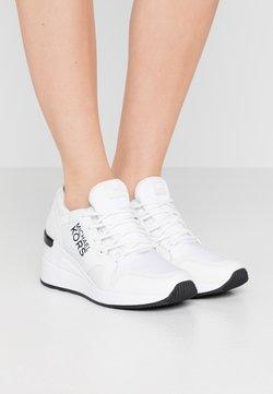 MICHAEL Michael Kors - LIV TRAINER - Sneakers - optic white