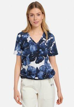 MARGITTES - T-Shirt print - blue