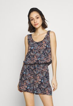 Vero Moda - VMSIMPLY EASY PLAYSUIT - Combinaison - night sky