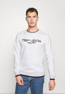 Teddy Smith - SICLASS - Sweater - white melange