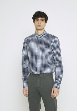 Marc O'Polo - BUTTON DOWN LONG SLEEVE INSERTED - Shirt - multi/airblue