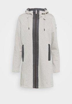 Luhta - HAUKILAHTI - Fleece jacket - natural white