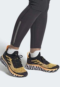 adidas Performance - TERREX TWO PARLEY TRAIL RUNNING SHOES - Löparskor terräng - gold
