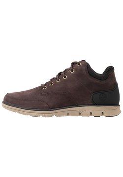 Timberland - BRADSTREET MOLDED - Sneaker high - dark brown