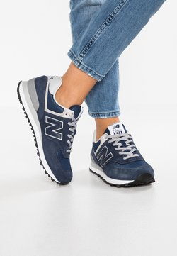 New Balance - WL574 - Sneakers - navy