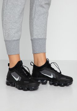 Nike Sportswear - AIR VAPORMAX 2019 UTILITY - Sneakers laag - black/reflect silver/white
