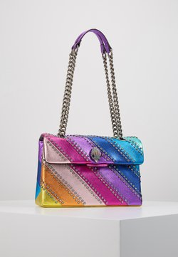 Kurt Geiger London - CRYSTAL KENSINGTON BAG - Torba na ramię - multi-coloured