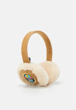 UGG - EARMUFF WITH PATCHES - Ørevarmere - chestnut