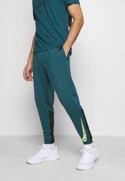 Nike Performance - ESSENTIAL PANT - Jogginghose - dark teal green/black/ghost green