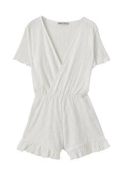 PULL&BEAR - Jumpsuit - white