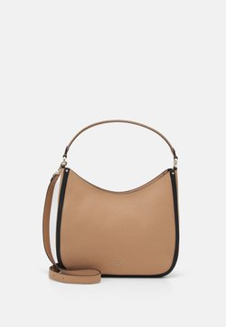kate spade new york - ROULETTE LARGE BAG - Handtasche - light fawn