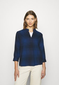 Lee - ESSENTIAL BLOUSE - Pusero - washed blue